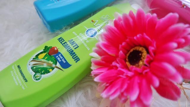 Syampu Shurah Ariana Anti Kelemumur atau Anti Dandruff