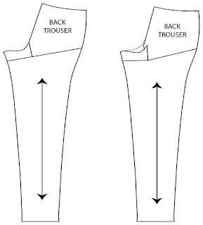 Common fitting adjustments for trousers, pants or shorts - Tilly and the Buttons
