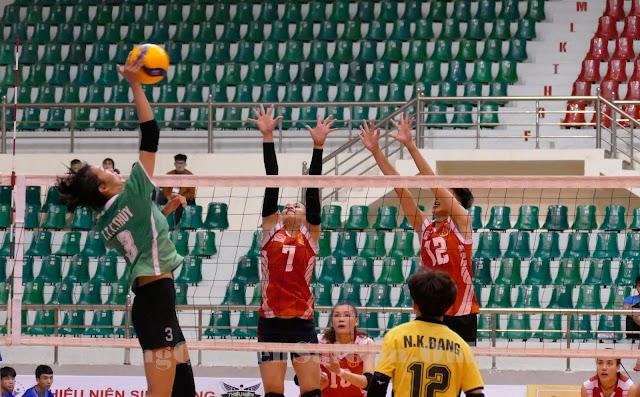 Các cô gái Kinh Bắc Bắc Ninh đã an tâm trở lại tập luyện