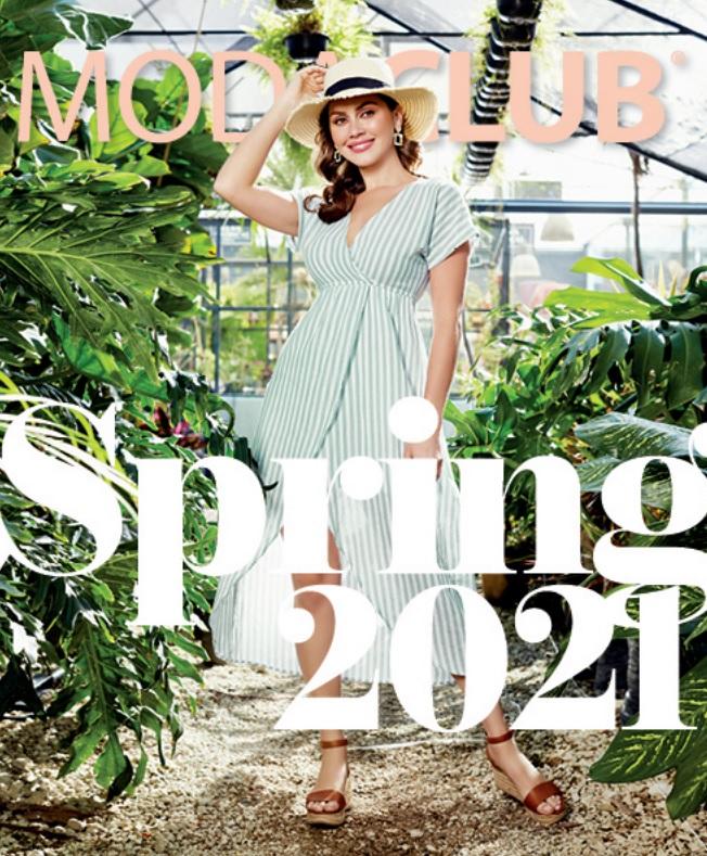 Catálogo Moda Club primavera 2021