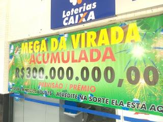 Paraibano acerta Mega da Virada mas não faz aposta e perde chance milionária