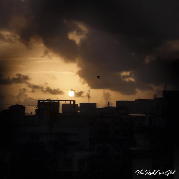 Navi Mumbai, Evening, Sunset Photography