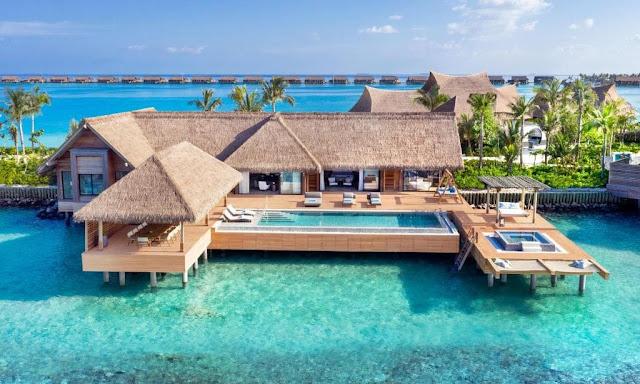 افضل 7 اماكن سياحية في جزر المالديف