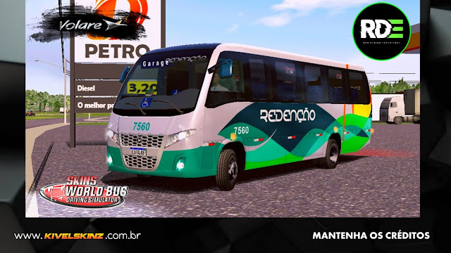 VOLARE W9 FLY - VIAÇÃO REDENCÃO