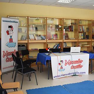 El estudio viajero de Menudo Castillo siempre es un acierto en colegios