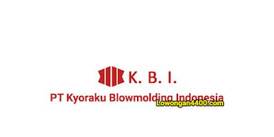 Lowongan Kerja PT Kyoraku Blowmolding Indоnеѕіа KIIC Karawang