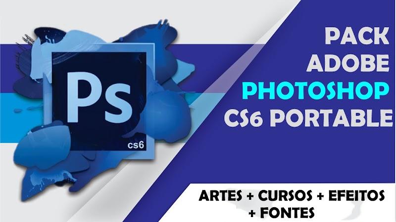 Photoshop Cs6 Mega Pack Design Download Grátis