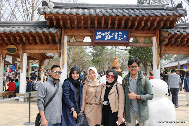 OPEN TRIP KOREA SELATAN ON APRIL 2018 |  CHERRY BLOSSOM