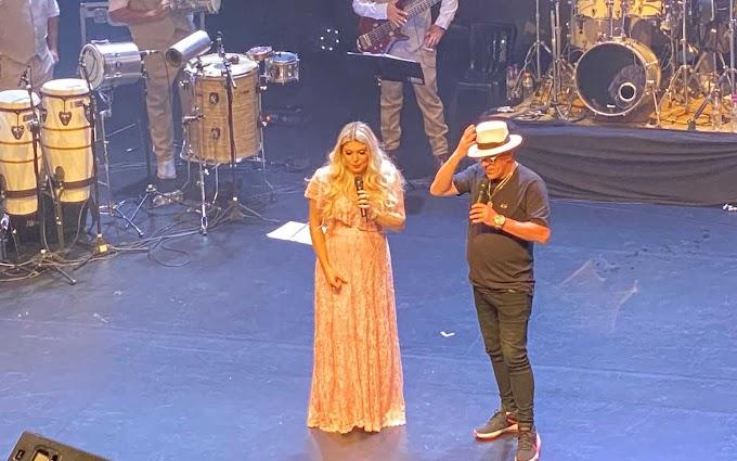 Adryana Ribeiro retorna aos palcos em São Paulo