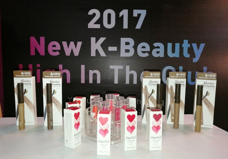 Kbeauty Fans, and Beauty Bloggers Partied with JayPark & Yeppunonnie Philippines