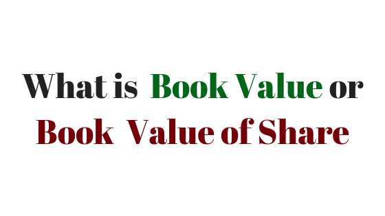 What is Book Value Per Share
