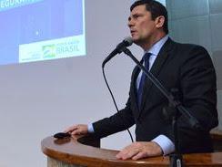 Ações integradas resultaram na redução de homicídios, aponta Moro