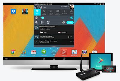 جهاز تلفاز يسمح بتشغيل الاندرويد عليه , تعرف عليه وعلى طريقة اتشغيل