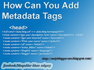 Metadata Tags