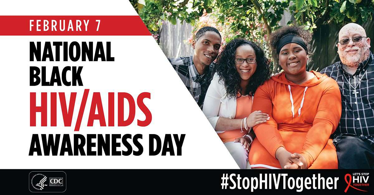 National Black HIVAIDS Awareness Day Wishes For Facebook