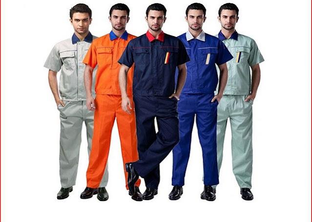 Tùy từng ngành nghề, yêu cầu mà loại vải được sử dụng sẽ khác nhau