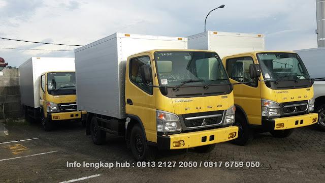 paket kredit dp kecil box alumunium colt diesel 2019