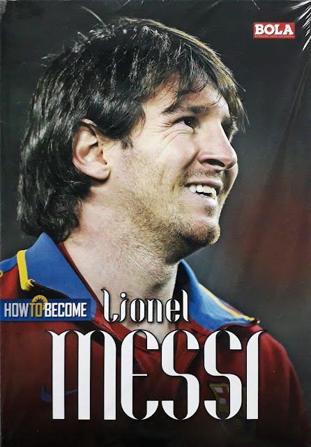 HOW TO BECOME LIONEL MESSI