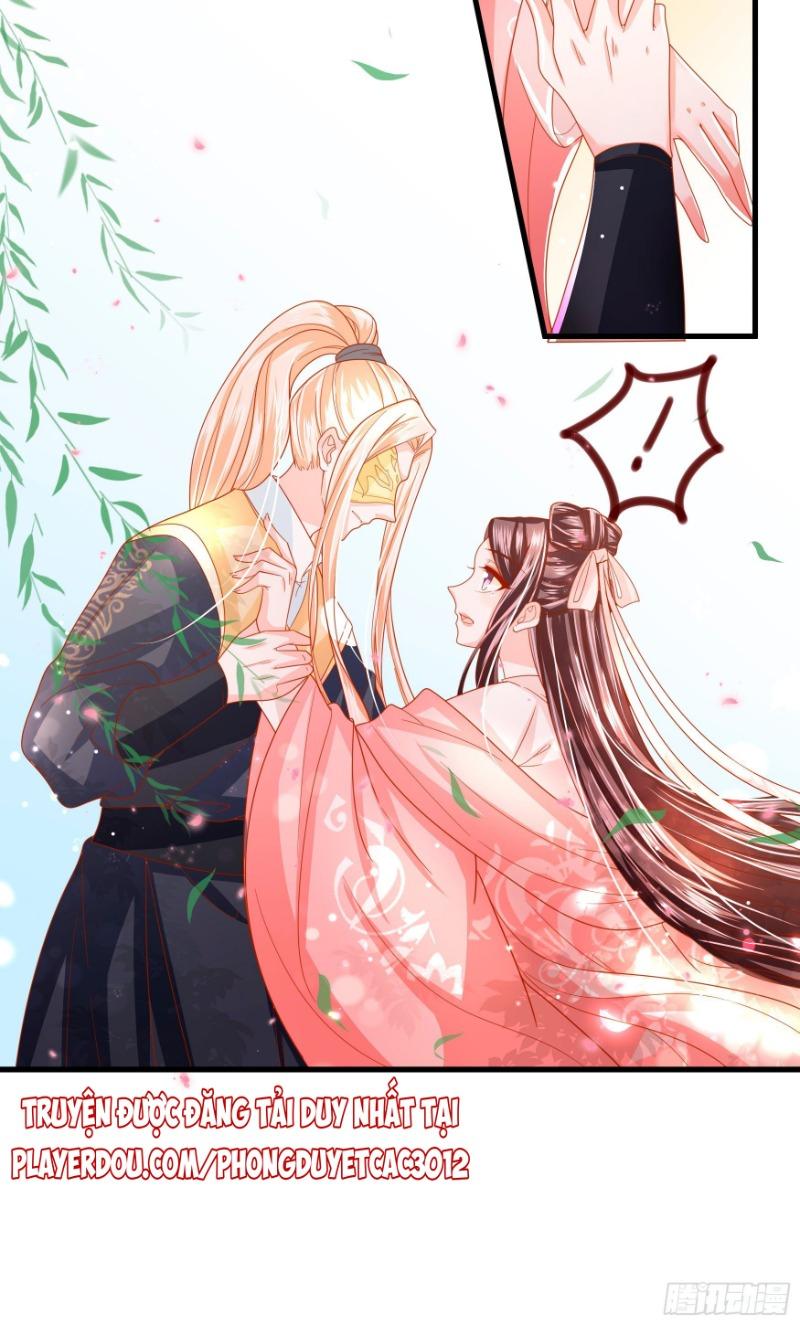 Ta Phải Làm Hoàng Hậu Chapter 25 - upload bởi truyensieuhay.com