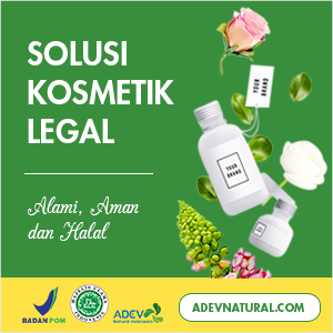 ADEV Natural Solusi Kosmetik Legal