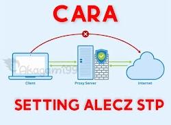 Tutorial cara Setting Alecz STP