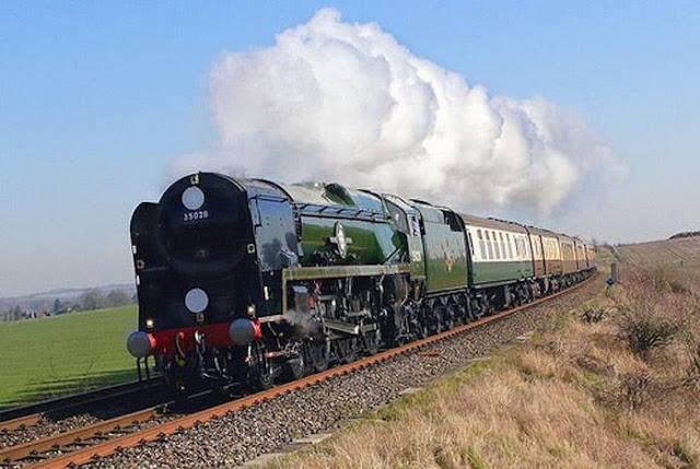Східний експрес. Найвідоміший у світі поїзд