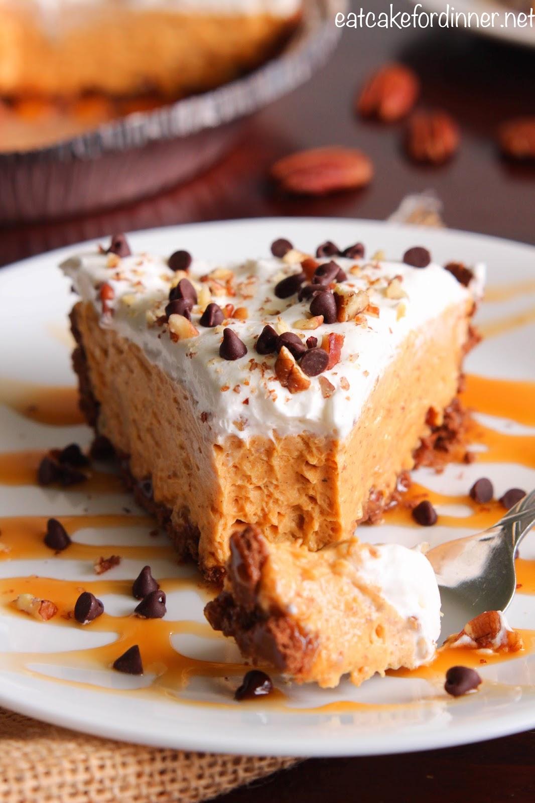 Cream pie no pumpkin pie 5