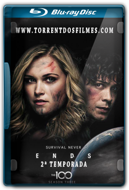The 100 2ª Temporada (2015) Torrent - Dublado Bluray 1080p