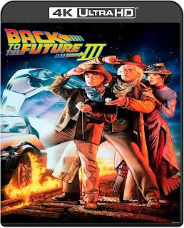Back to the Future. Part III [1990] [UHD] [Latino]