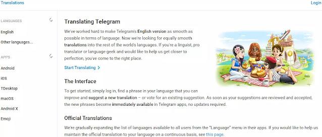 menjadi semakin populer di kalangan pengguna internet Cara Membuat Setlang Telegram Sendiri