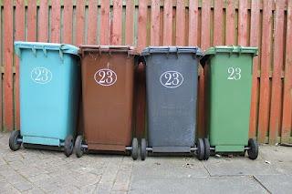 Tempat Sampah dengan Penempatan yang Baik dan Benar