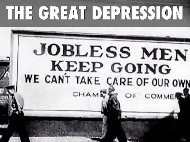 What Was The Great Depression in Hindi