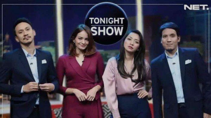 Tonight show di net tv