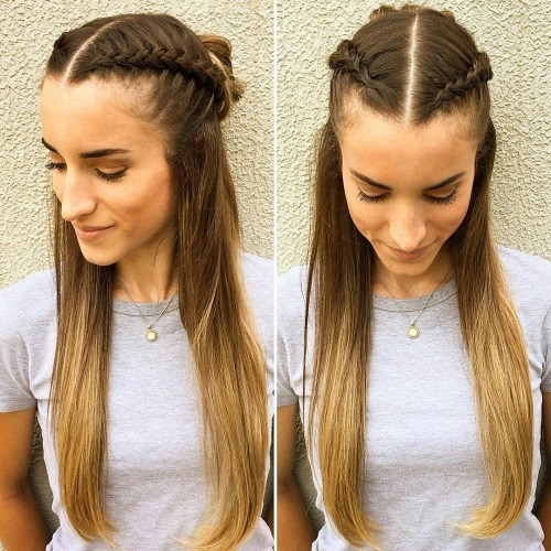 hairstyles for greasy hair Consistent with Anyone who is Bored With The Old Style