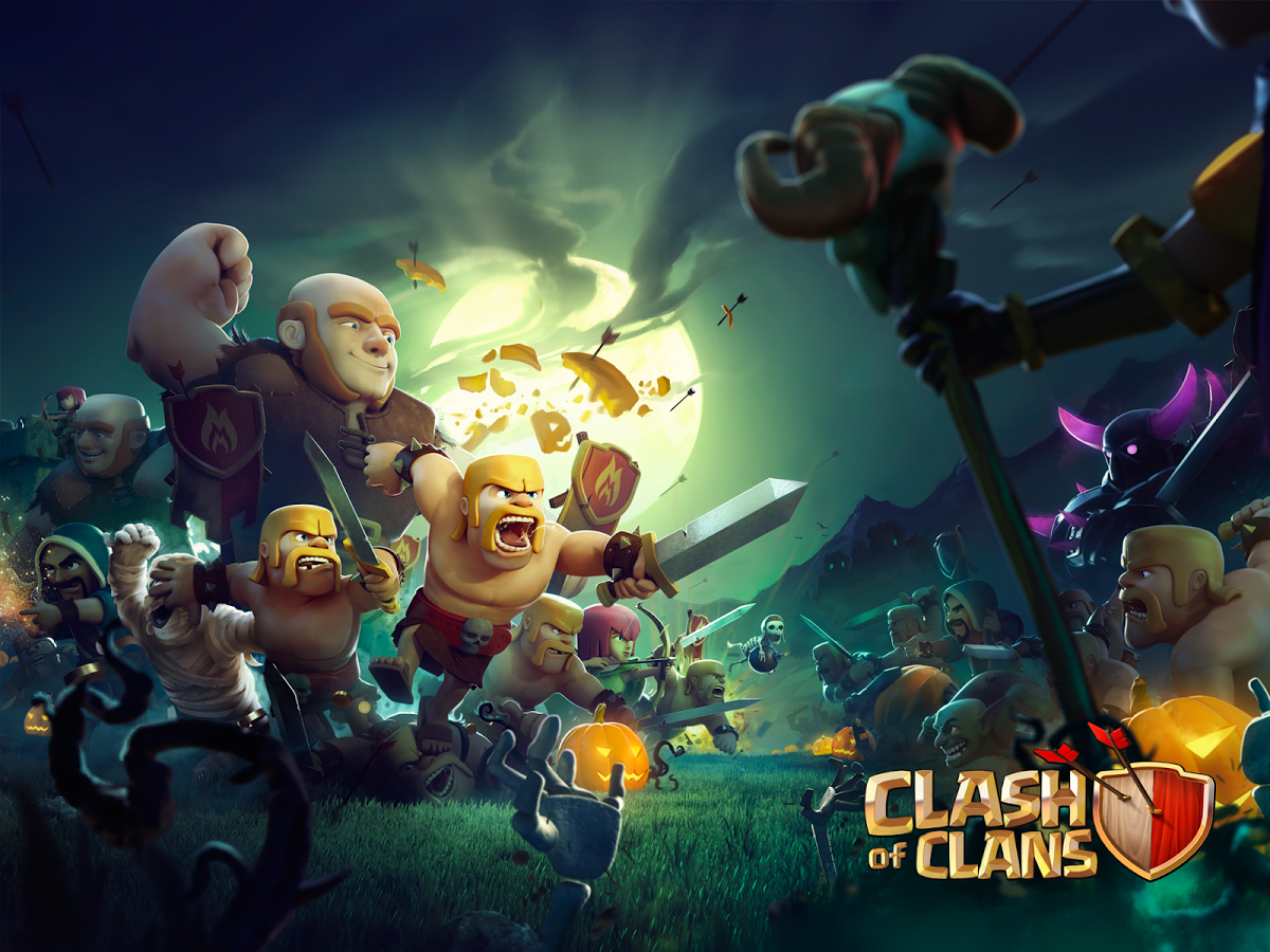 how to hack clash of clans no survey no password