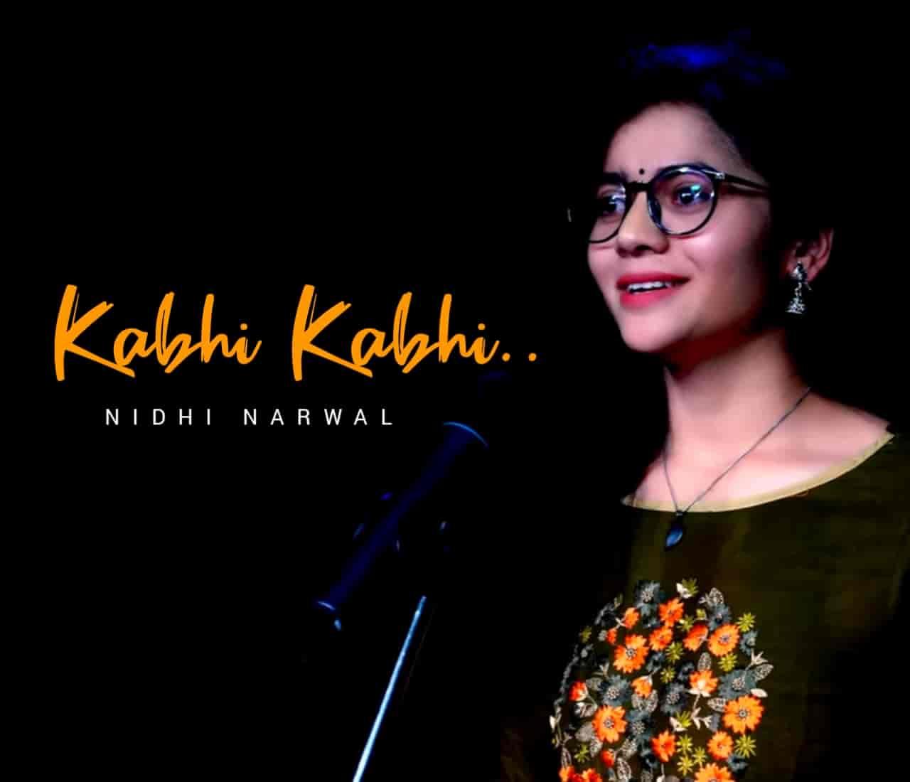 Kabhi Kabhi Hindi Poetry, Written By Nidhi Narwal.