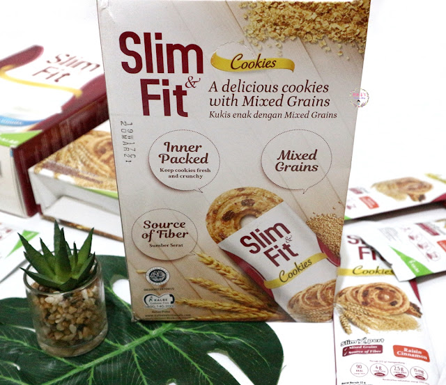 Diet anti Nyiksa dengan Slim and Fit Cookies #SlimNFitxClozetteIDReview