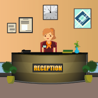 G4E Office Reception Esca…