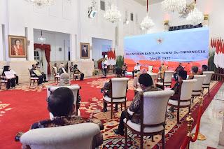 Terus Diakselerasi, Penyaluran Bantuan Pangan Non Tunai Maret 2021 Capai 10,5 Juta KPM