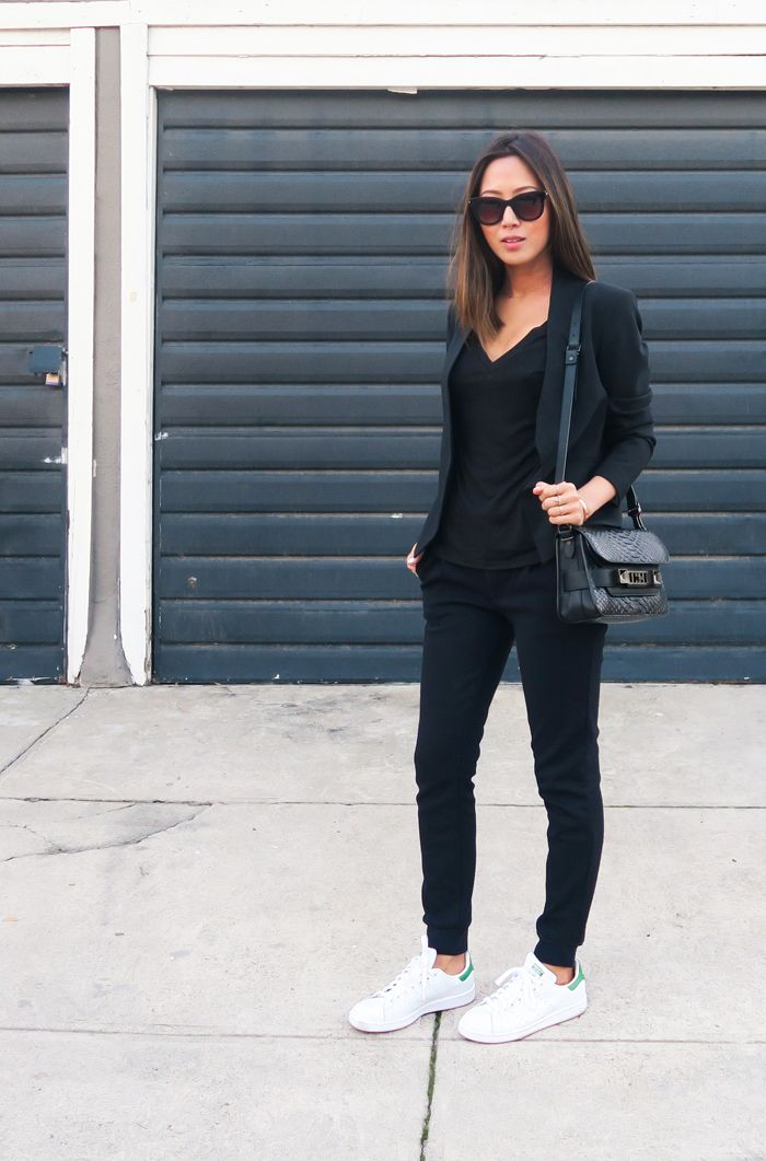 i want pretty look c mo usar los stan smith de adidas. Black Bedroom Furniture Sets. Home Design Ideas