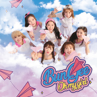Oh My Girl - Bungee (Fall in Love) Mp3