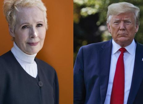 Writer Jean Carroll sues President Trump; says he defamed her over sexual assault claim