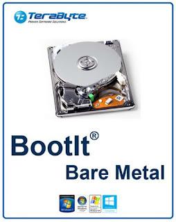 TeraByte Unlimited BootIt Bare Metal 1.38 Retail(Inglés)(Gestor de Particiones)