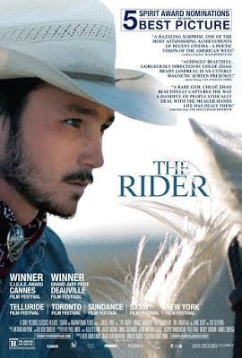 The Rider [2017] [DVD R1] [Latino]