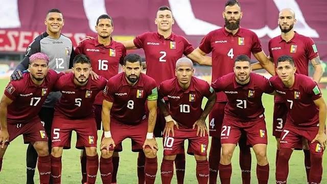 Seleção da Venezuela confirma 12 casos de covid-19 no elenco