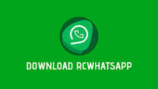 RCWhatsApp Apk Atualizado Download [IOS]