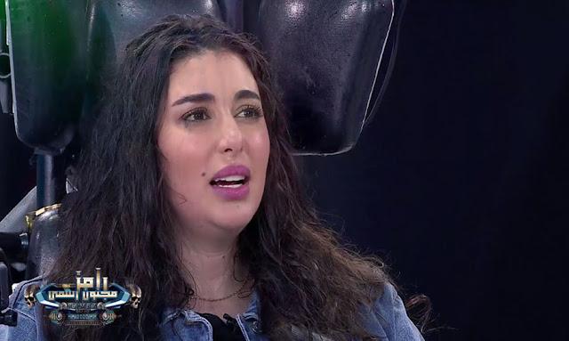 ياسمين صبري في رامز مجنون رسمي