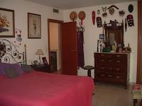 chalet adosado en venta camino benafeli almazora dormitorio1