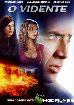 Capa do Filme O Vidente