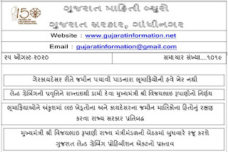 Gujarat Land Grabbing Prohibition Act